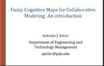 Fuzzy Cognitive Maps for Collaborative Modeling: An introduction