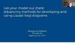 Get Your Model Out There: Advancing Methods for Developing and Using Causal-Loop Diagrams
