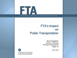 Federal Transit Administration's Impact on Public Transportation in the United States