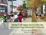 Impact of Bike Facilities on Residential Property Prices