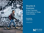 Bicycles & Business Success - A San Francisco Examination by Joseph Poirier
