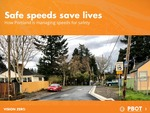 Safe Speeds Save Lives: How Portland is Managing Speeds for Safety by Matt Kelly
