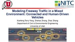 Webinar: Modeling Freeway Traffic in a Mixed Environment: Connected and Human-Driven Vehicles
