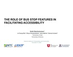 Webinar: Bus Stops: Access and Equity by Keith Bartholomew