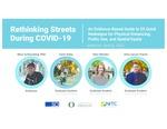 Webinar: Rethinking Streets During COVID